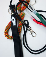 Wrist & neck lanyards