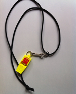 Basic lanyard - knotted cord